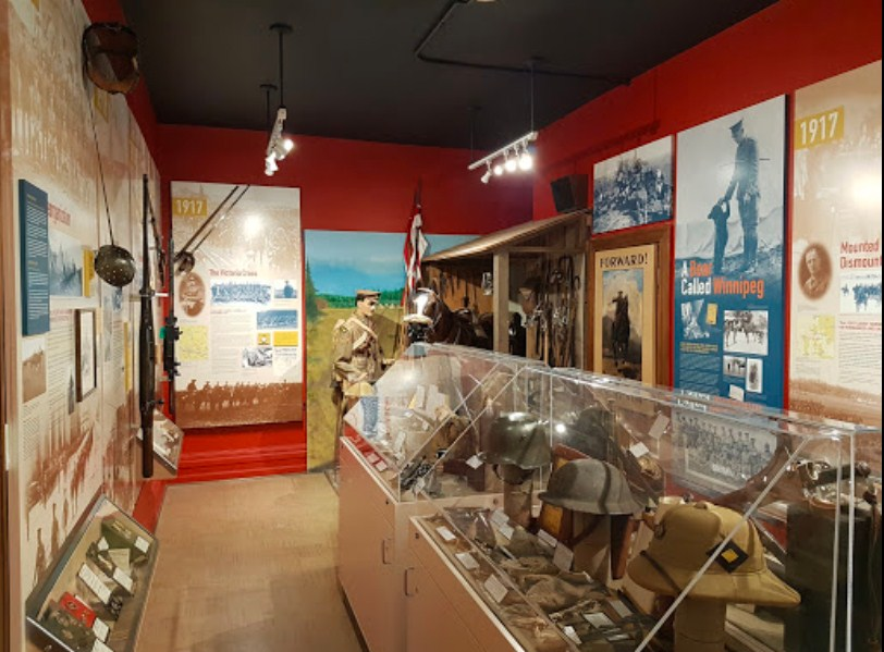 Fort Garry Horse Museum & Archives