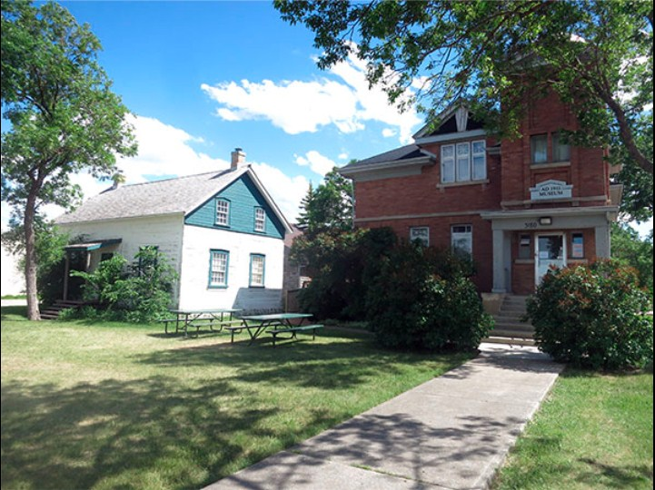 The Historical Museum of St. James Assiniboia