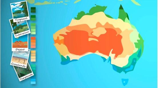 Climate in Australia
