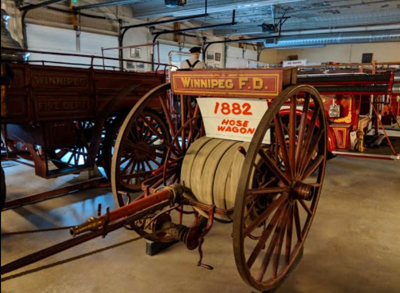 Fire Fighters Museum Winnipeg