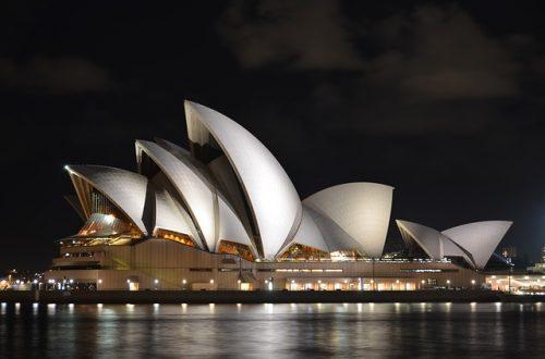 events in Australia