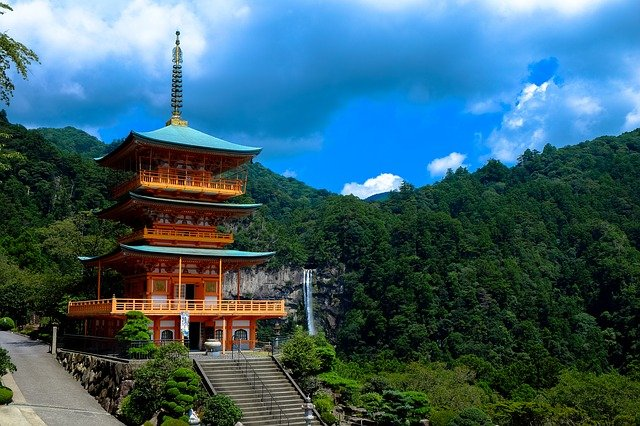 Best Places in Japan